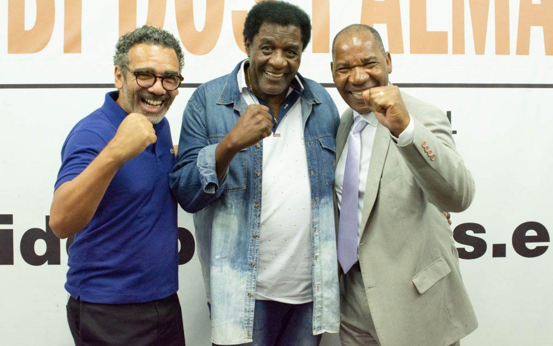 Trófeu Raça Negra homenageia Tony Tornado