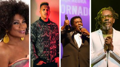 Conheça os últimos homenageados do Troféu Raça Negra